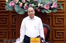 Premier vietnamita subraya la necesidad de modernizar sistema ferroviario nacional