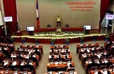 Asamblea Nacional de Laos discute medidas de recuperación económica tras COVID-19