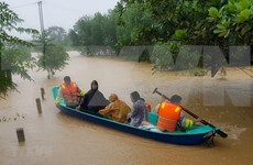 Unión Europea provee asistencia millonaria para vietnamitas residentes en el Centro afectados por riadas