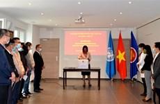 Comunidad vietnamita en Ginebra recauda fondos dedicados a coterráneos afectados por desastres