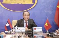 Realizan Vietnam y Laos quinta Consulta Política