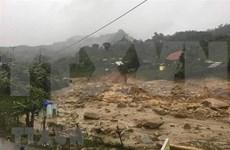 Solidariza secretario general de ONU a Vietnam por consecuencias de desastres naturales