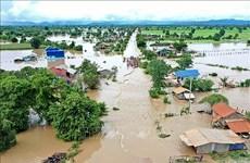 Unión Europea proporciona 400 mil euros para ayudar a las víctimas de las inundaciones en Camboya
