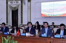 Fortalecen cooperación entre Ciudad Ho Chi Minh y Unión Europea