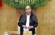 Premier de Vietnam exige ayudar a estabilizar la vida de los pobladores tras inundaciones