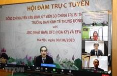 Vietnam concede importancia a nexos con Japón, Estados Unidos y Australia