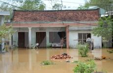Asisten a localidades vietnamitas afectadas por inundaciones en saneamiento ambiental