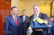 Estados Unidos da dos millones de dólares para aliviar secuelas de desastres en Vietnam