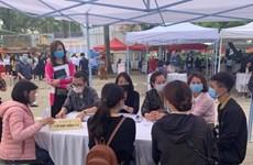Más de 145 mil empleados de Hanoi contratados con éxito hasta octubre