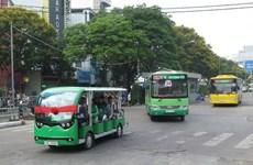 Ciudad Ho Chi Minh por mejorar el acceso al transporte público