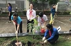 Lanzan en Ciudad Ho Chi Minh campaña para estimular participación infantil en protección del entorno