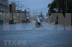 Supertifón Goni causa al menos de 10 fallecidas en Filipinas