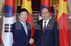 Vietnam aboga por elevar el intercambio comercial con Corea del Sur