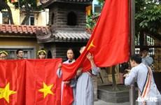 Felicitan a Sangha Budista de Vietnam por 39 años de fundación