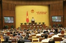 Diputados vietnamitas continúa debates sobre el desarrollo socioeconómico
