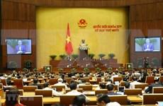 Cierra Parlamento de Vietnam segunda jornada presencial de X período de sesiones