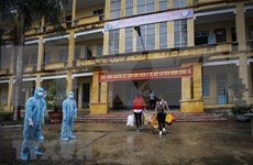 Con 10 nuevos casos importados, Vietnam rebasa mil 200 infectados de COVID-19
