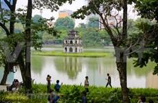 Sector de turismo de Hanoi muestra señales de recuperación