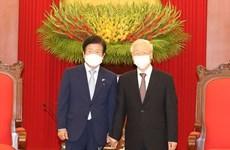 Corea del Sur busca elevar relaciones con Vietnam, destaca prensa sudcoreana