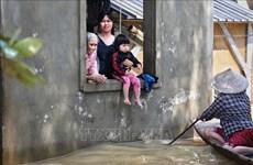 Vietnamitas en Ucrania apoyan a pobladores afectados por desastres naturales en región central