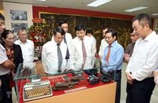La VNA y la ciudad de Da Nang impulsan colaboración