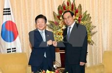 Dirigente de Ciudad Ho Chi Minh respalda la intensificación de nexos con Corea del Sur