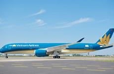 Vietnam Airlines recibe tres gran premios de viaje