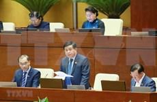 Concluyen debates parlamentarios sobre desarrollo socioeconómico y presupuesto estatal