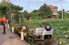 Fallecen seis ciudadanos vietnamitas en accidente de tránsito en Camboya