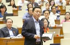 Concluye Parlamento de Vietnam cuarta jornada presencial de X período de sesiones