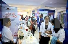 Efectúan Feria de Tecnología y Equipos Biotecnológicos en Ciudad Ho Chi Minh
