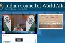 Países de Mekong y la India fomentan cooperación en periodo posCOVID-19