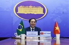 Brasil, mayor socio comercial de Vietnam en América Latina y con récord de transacciones