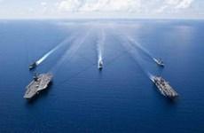 Expertos ucranios debaten asuntos en el Mar del Este