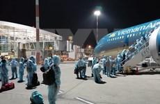 COVID-19: Regresan a casa más de 340 ciudadanos vietnamitas desde Alemania y Rumania