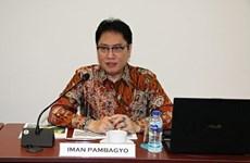Indonesia intensificará negociaciones comerciales con importantes socios