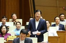 Parlamento de Vietnam continúa sesiones de interpelación