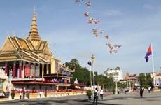 Máximo dirigente de Vietnam felicita a Camboya por Día de la Independencia