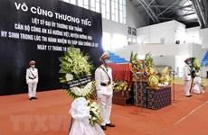 Destacan aportes de fuerzas policíacas a actividades de rescate en desastres naturales en Vietnam