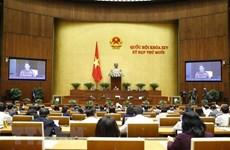 Votantes vietnamitas aprecian respuestas en sesiones de interpelación del Parlamento