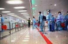 Vietnam reporta nuevos casos importados de COVID-19