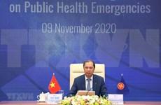 Vietnam logra objetivos establecidos en el Año de Presidencia de ASEAN 2020
