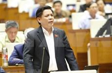 Ministro vietnamita de Transporte aclara varias soluciones de infraestructura de transporte en Delta del Mekong