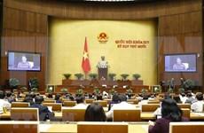 Parlamento de Vietnam prosigue sesiones de interpelación