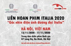 Efectuarán en Vietnam Festival de Cine de Italia