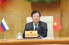 Comparten Vietnam y Rusia visión sobre asociación estratégica integral bilateral