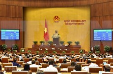 Prosigue Parlamento de Vietnam su X período de sesiones