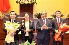 Parlamento de Vietnam aprueba la relevación de dos funcionarios del gobierno