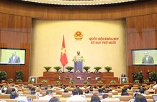 Parlamento de Vietnam aprobará el plan de desarrollo socioeconómico para 2021 y asuntos del personal