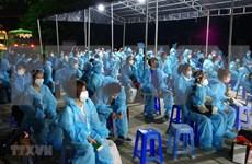 Repatrían a 280 ciudadanos vietnamitas desde Rusia en medio del COVID-19